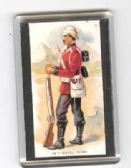 18th ROYAL IRISH 1900 FRIDGE MAGNET